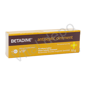 AntisepticOintment10g 1本